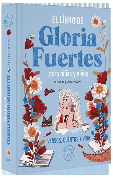 Los mejores poemas y cuentos de Gloria Fuertes para niños