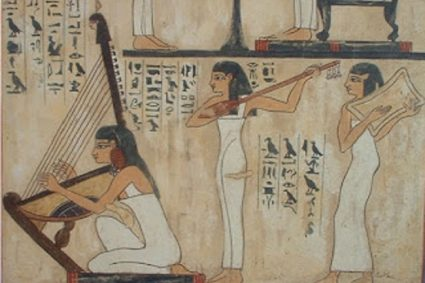 El origen de la música; breve historia del arte musical